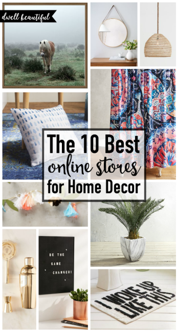 The Best Online Stores for Home Decor