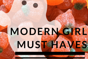 Modern Girl Must Haves for Halloween