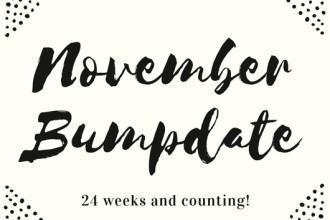 November Bumpdate