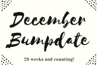 December 2017 Bumpdate