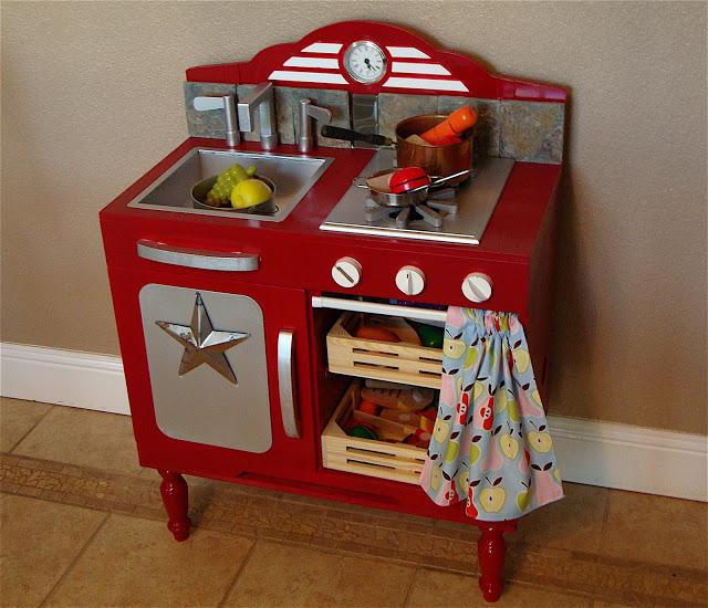 187 Blog Archive Diy Kids Kitchen Makeover