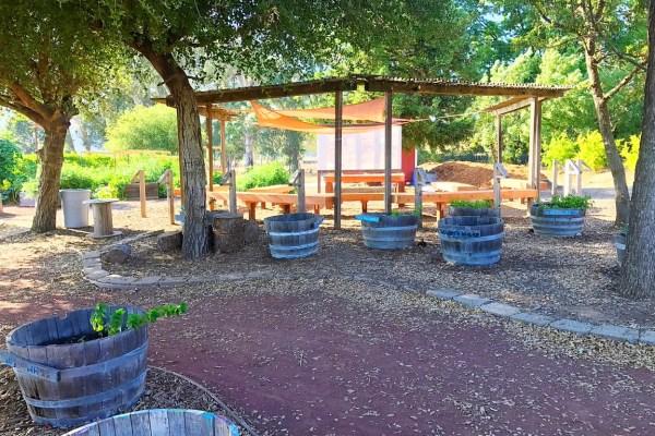 A Garden School