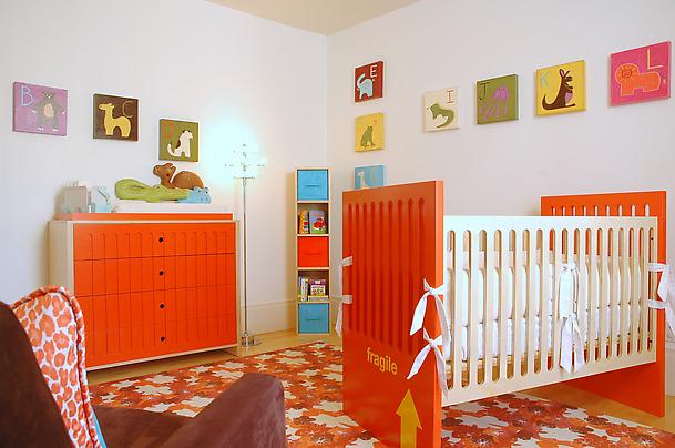 Nursery-Decorating