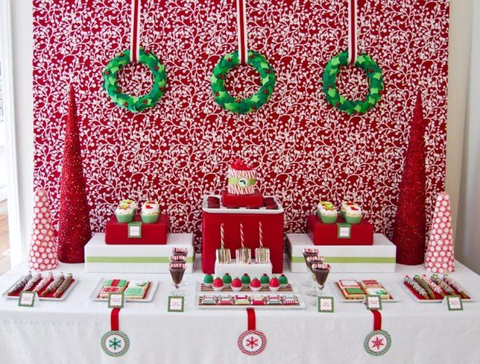 christmas dining decor ideas