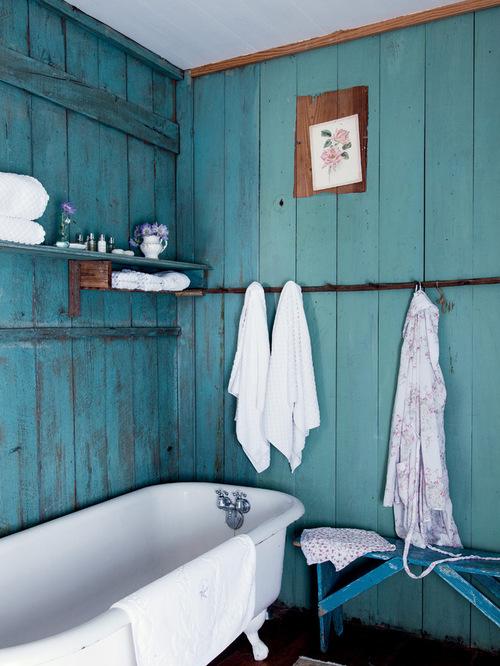 Bohemian Chic Cottage Home Design Photos