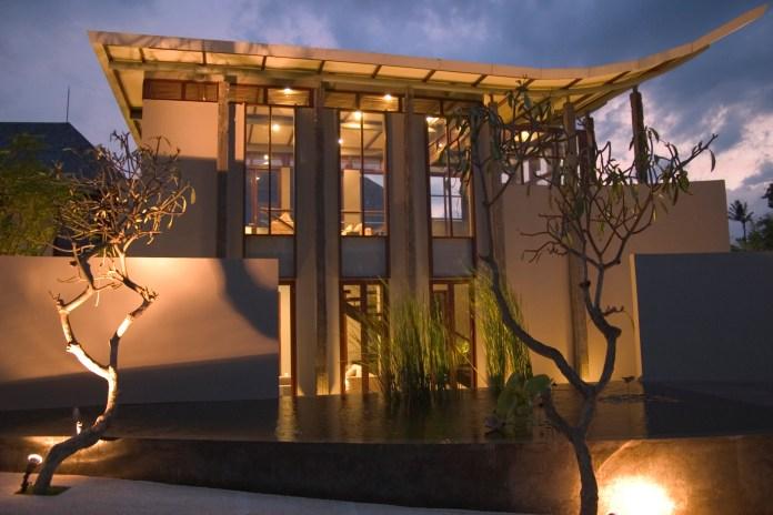 Intricate Bali Architecture