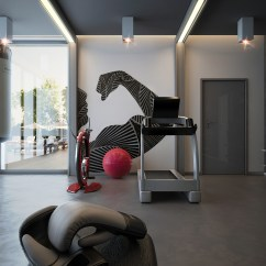 Design Your Own Kitchen Island Pos Display System 25 Stunning Private Gym Designs For Home