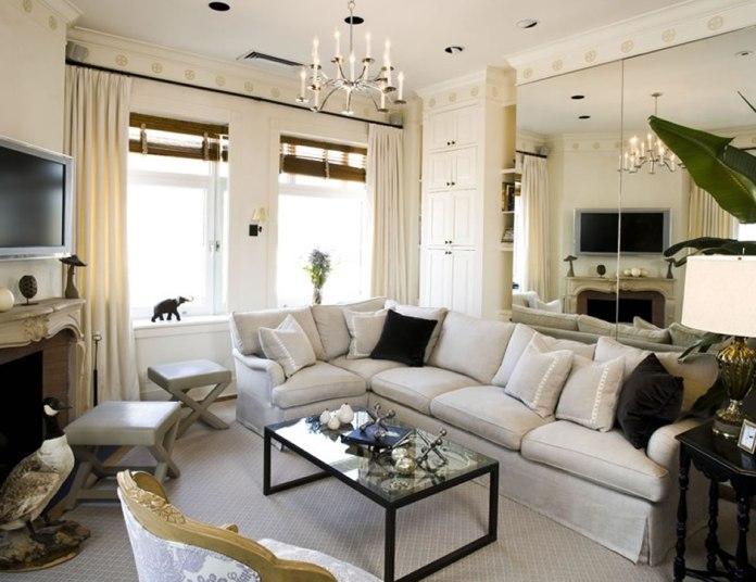Unique and Chic Living Room Design Ideas