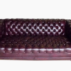 Leather Sectional Sofa Tufted Klaussner 21 Living Room Designs