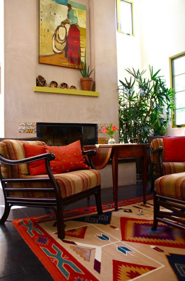 small living room designs kerala style what is the best material for furniture 25 contemporary interior filled with colorful ...
