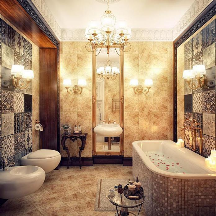 modern-luxury-bathroom-design-with-chandelier-and-bathtub