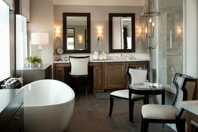 Hampton's Inspired Luxury Master Bathroom
