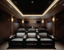 Inspirational Modern Home Movie Theater Design Ideas