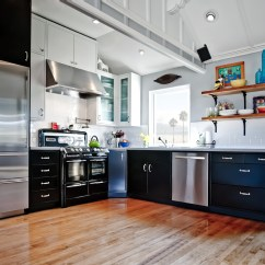 Black Metal Kitchen Cabinets Memphis 25 Fresh Stainless Steel Ideas For Your