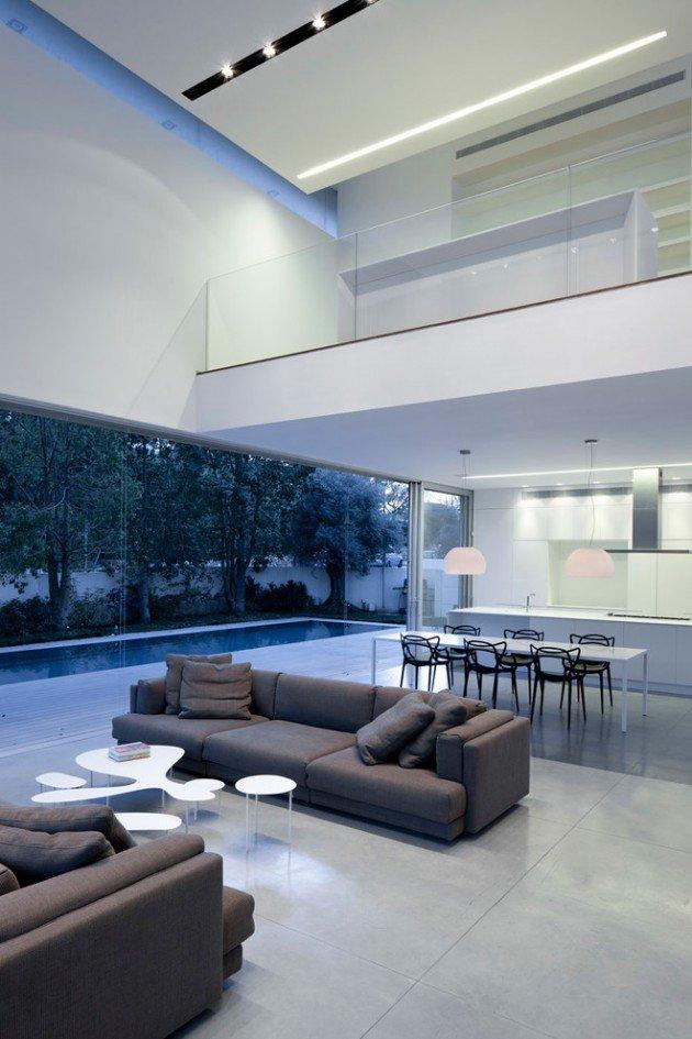 Polished Modern Living Room