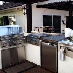 Outdoor Kitchen Cabinets Stainless Steel Mosaic Floor Tiles 25 Fresh Ideas For Your