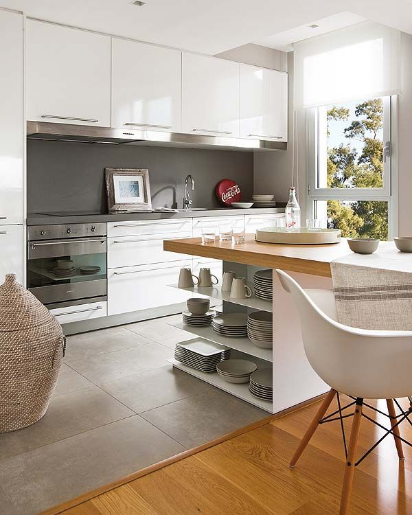 The Modern Tropical Kitchen
