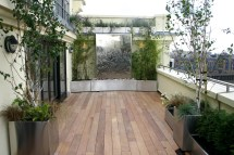 Roof Terrace Garden Design Ideas