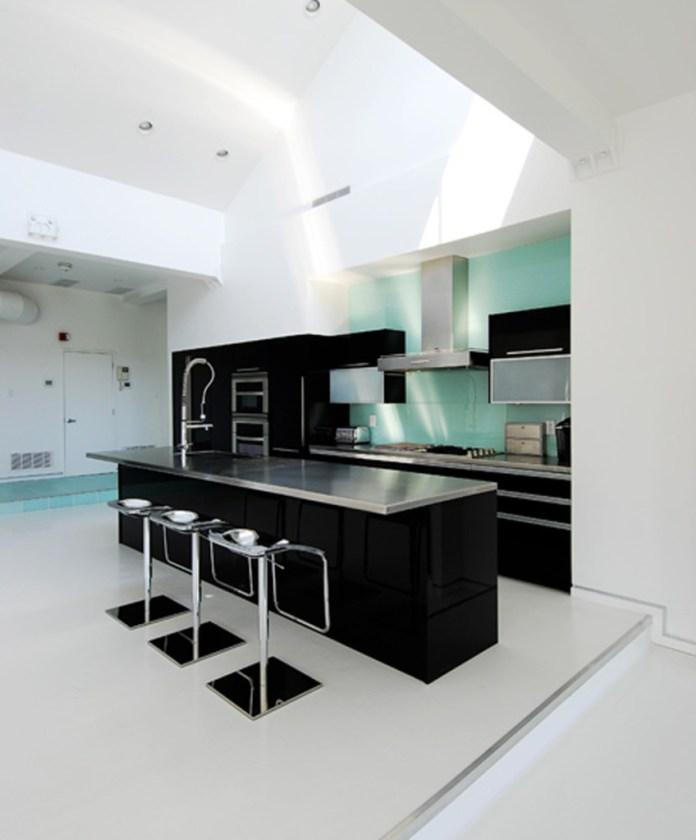 Black and White Interior Design Idea