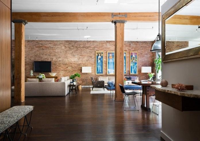 Brick-Wall-Studio-Apartment
