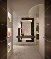 20 Awesome Contemporary Entry Design Ideas