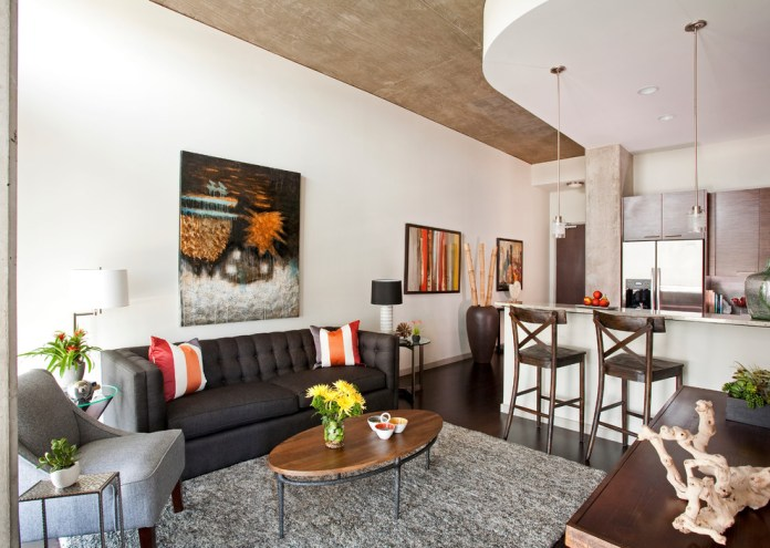 Contemporary-Studio-Apartment-Decorating-On-A-Budget-Decorating-Ideas