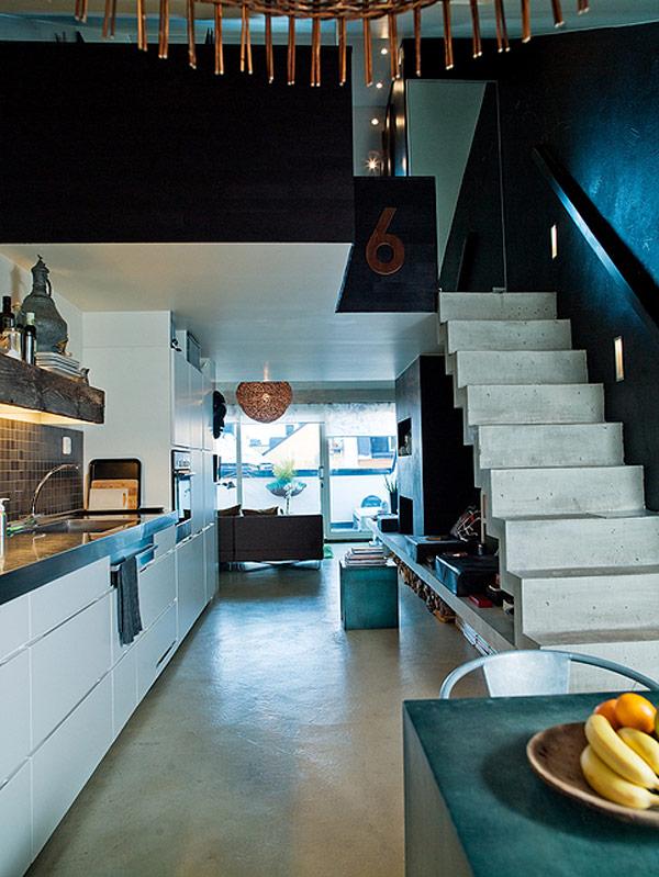 Cool Studio Apartment