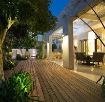 Modern Backyard Deck Design Ideas