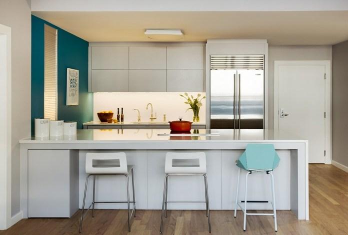 Modern Condo Kitchen Cabinet Designs