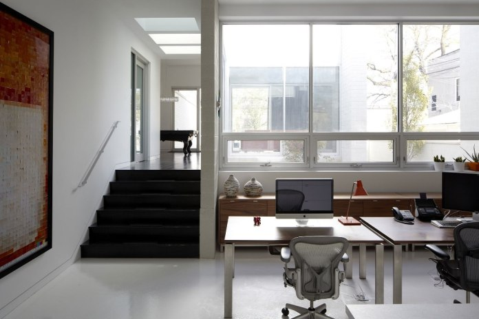 Modern Home Office In Best Modern Home Office House Plans