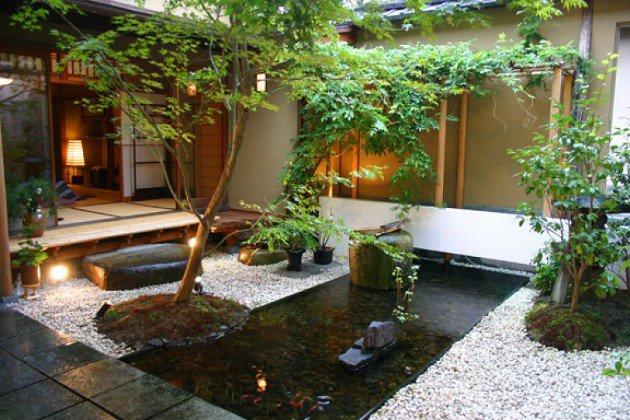Small Indoor Zen Garden