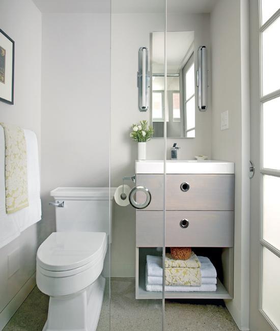 Small modern bathroom remodeling ideas