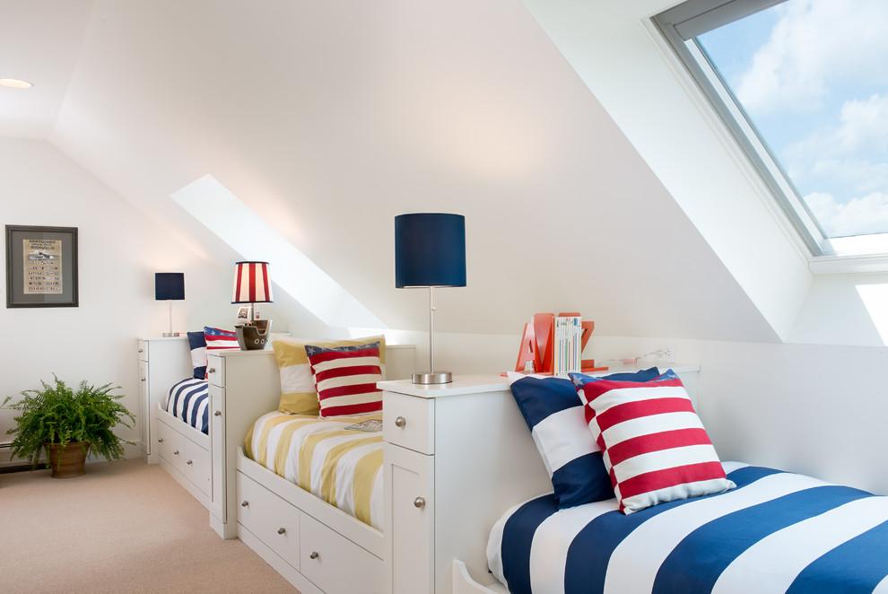 Trundle-Beds-Attractive Kids Bedroom