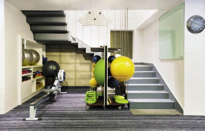 best modern gym