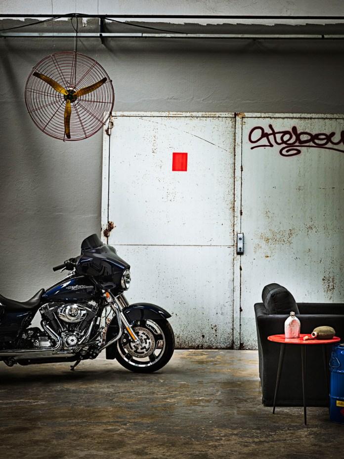 ndustrial garage spaces