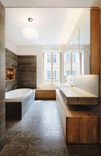 30 Classy And Pleasing Modern Bathroom Design Ideas