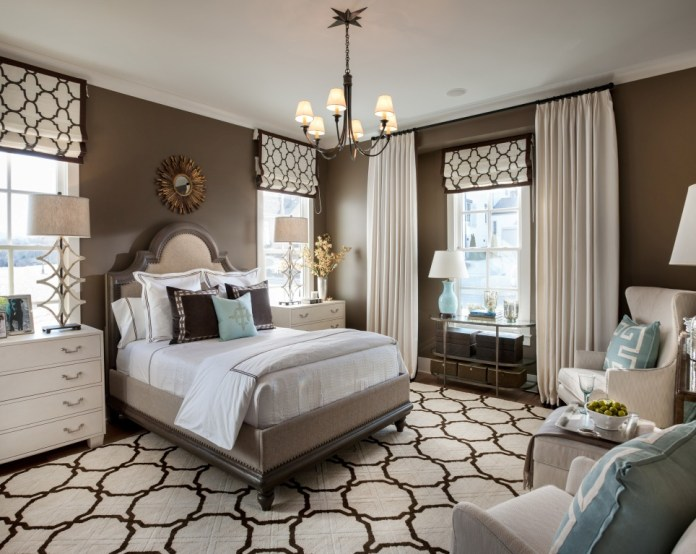 Beautifully Decorated Master Bedroom Designs (26)
