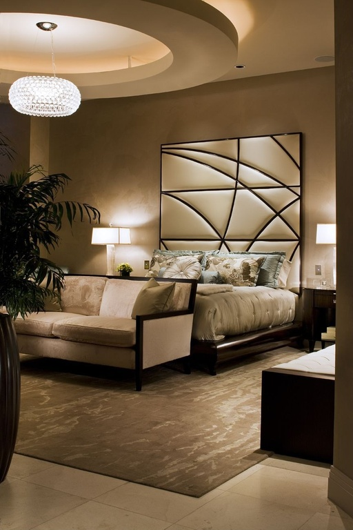 25 Stunning Luxury Master Bedroom Designs
