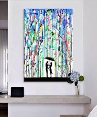 35 Easy & Creative DIY Wall Art Ideas For Decoration