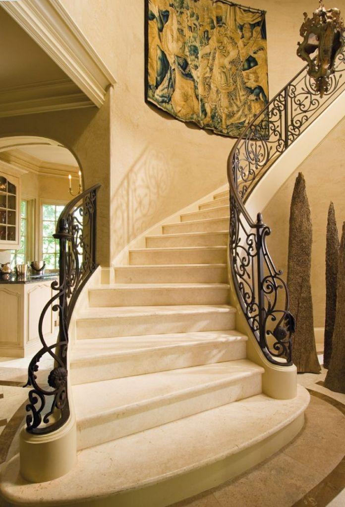 Luxury Foyer Decorating And Design Ideas (11)
