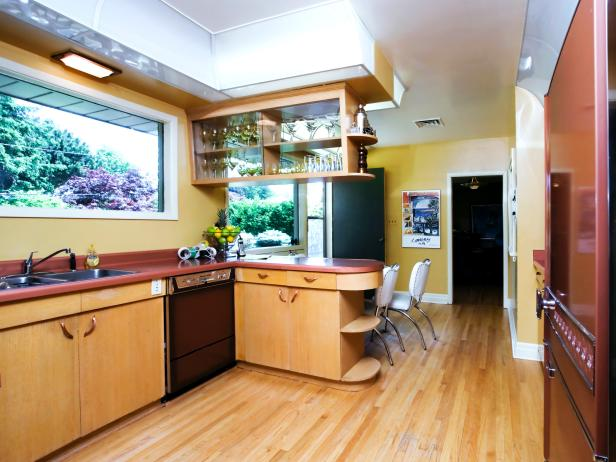 Mid-Century Modern Kitchen Ideas