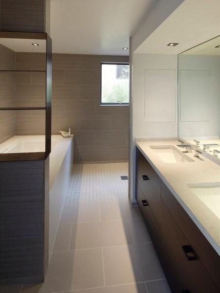 modern bathroom shower design ideas 30 Classy And Pleasing Modern Bathroom Design Ideas