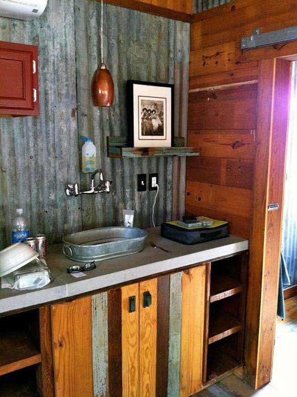 Rustic Bathroom Ideas for Cozy Home