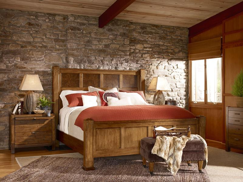 Beautiful Rustic Bedroom Designs