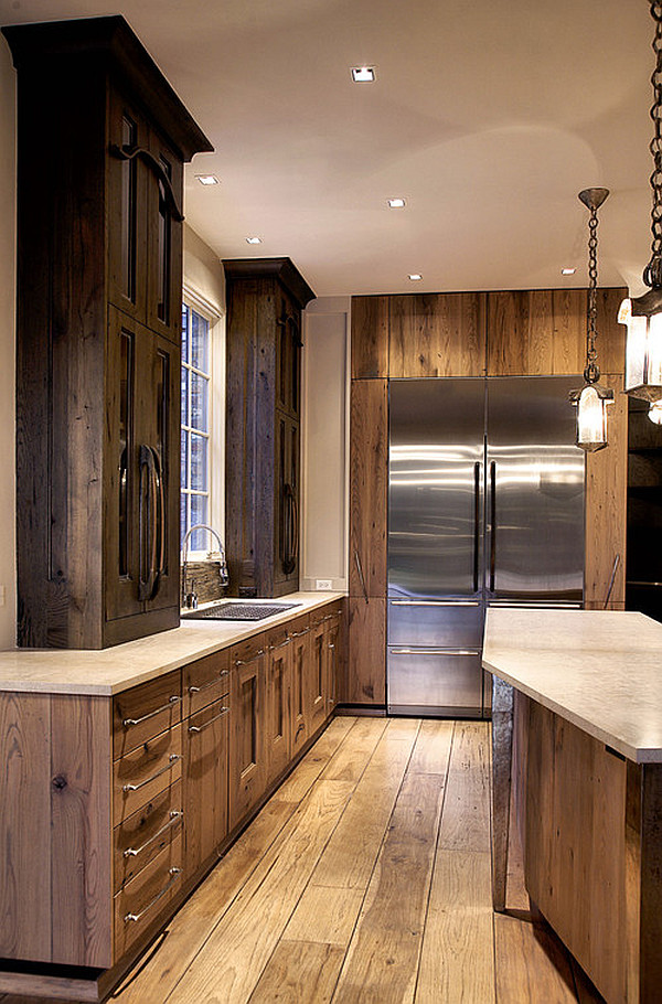 Cabinetry doors set the stage for your kitchen