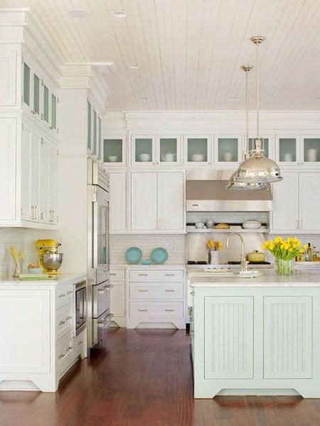coastal style kitchen 25 Best Beach Style Kitchen Design Ideas