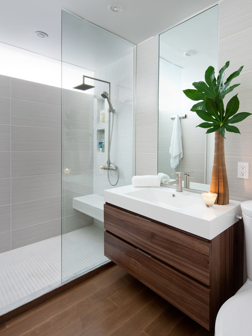 Contemporary Bathroom Design Idea
