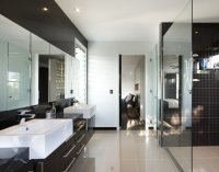 Luxurious Contemporary Master Bathrooms