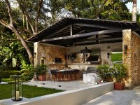 Outdoor Kitchen - Designing The Perfect Backyard Cooking ...