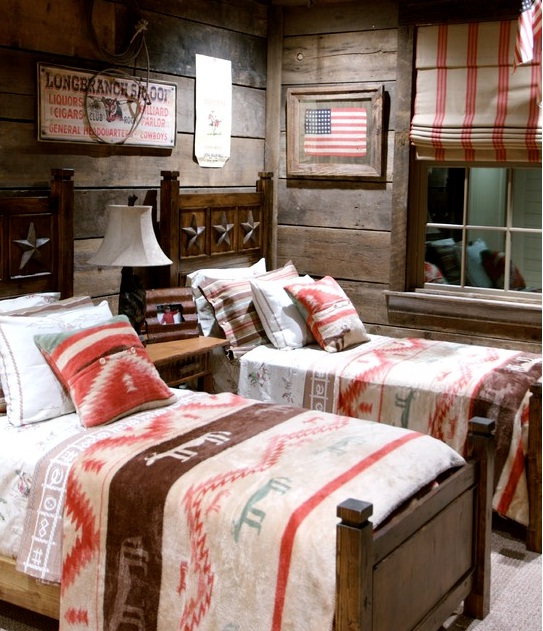 Eclectic-Country-Style-Boys-Bedroom-Ideas-Design-for-our-kids